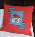 Little home cushion