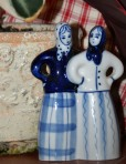 Russian pottery - The Gossips
