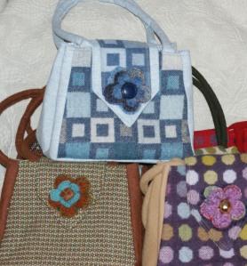 Springtime bags