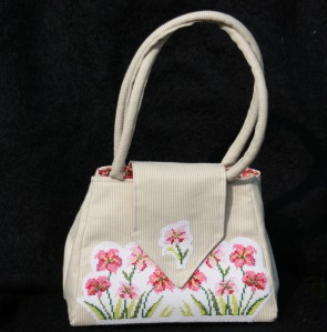 'Carnation' Handbag