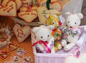 Teddy Bears ready for a picnic!