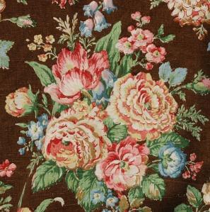 Classic Sanderson flowers