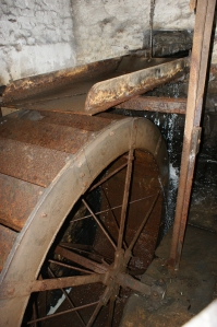 Original water wheel