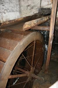 Original water wheel