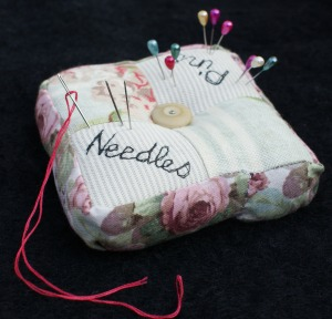 My perfect pincushion