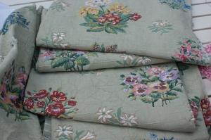 Cottage Garden curtains