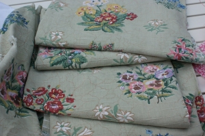 Cottage Garden curtains