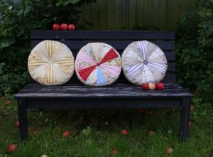 Pinwheel Cushions