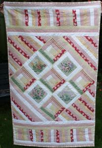 Cottage Garden Quilt