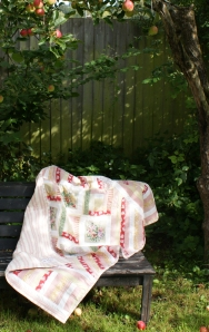 Quilt - In a Cottage Garden