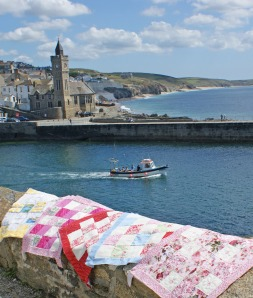 Quilts by the sea