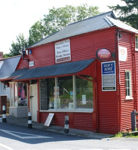 Post Office & Village Shop