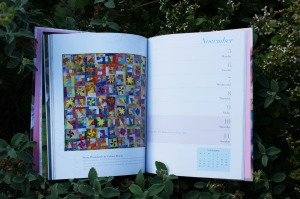 Quilt Diary