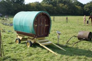 Tiny Gypsy Caravan