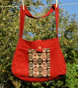 Rust Shoulder Bag