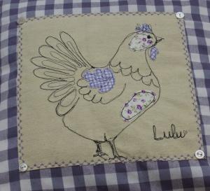 Lulu the Hen