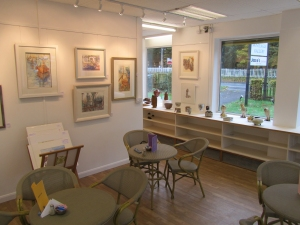 Teashop at Monteagle Gallery