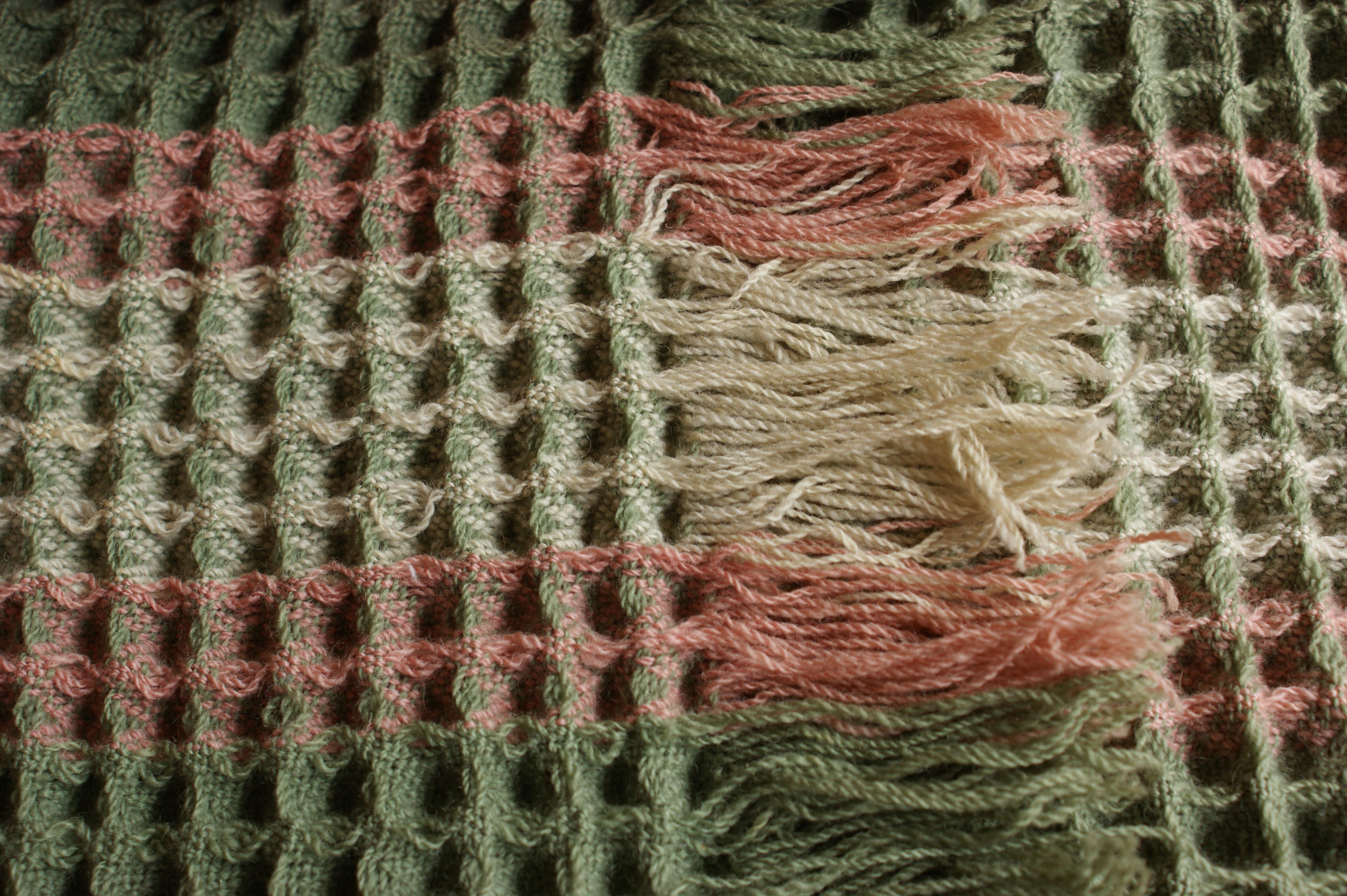 waffle stitch | Adaliza