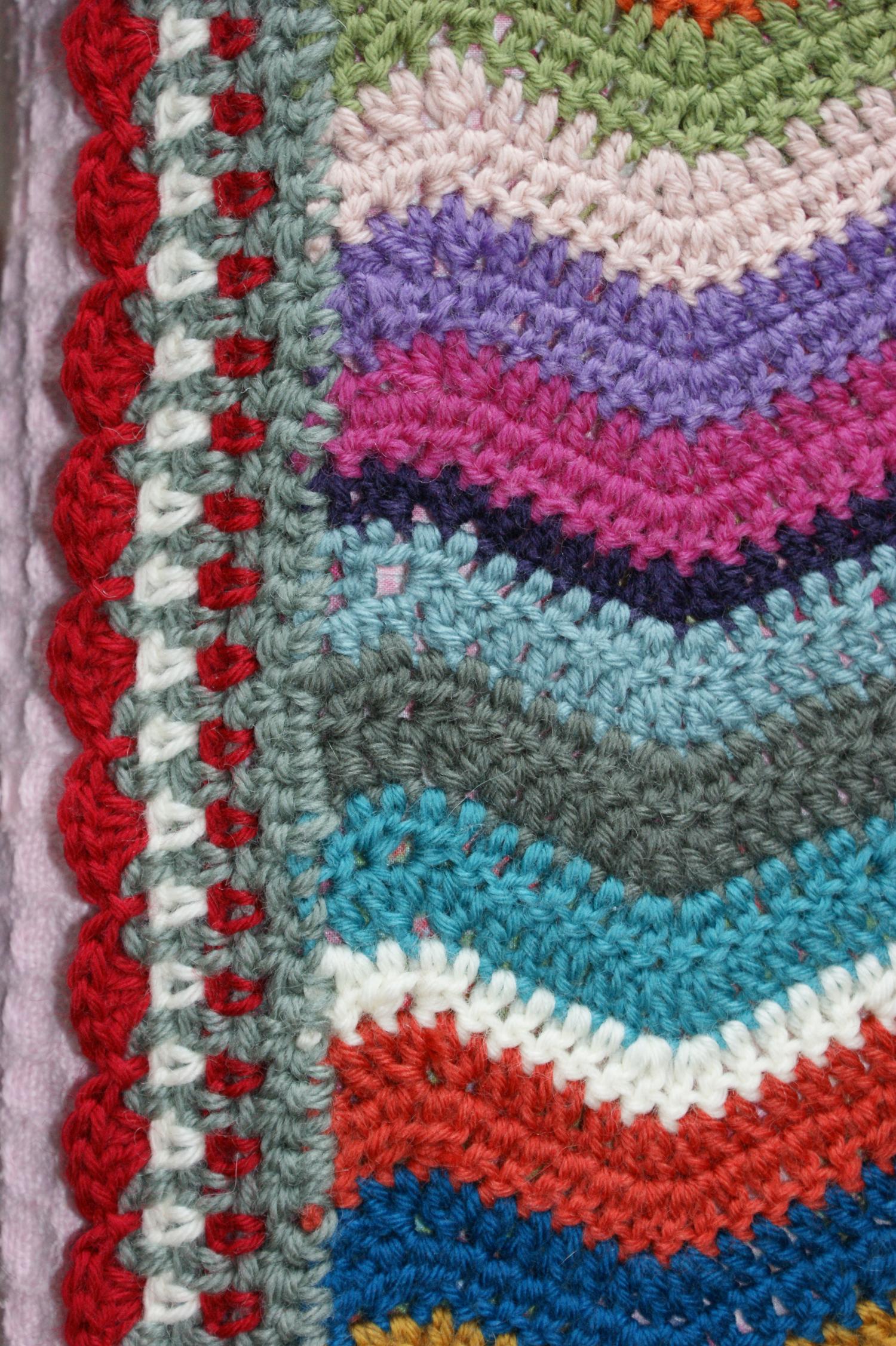 Ripple crochet blanket adaliza phew bankloansurffo Images