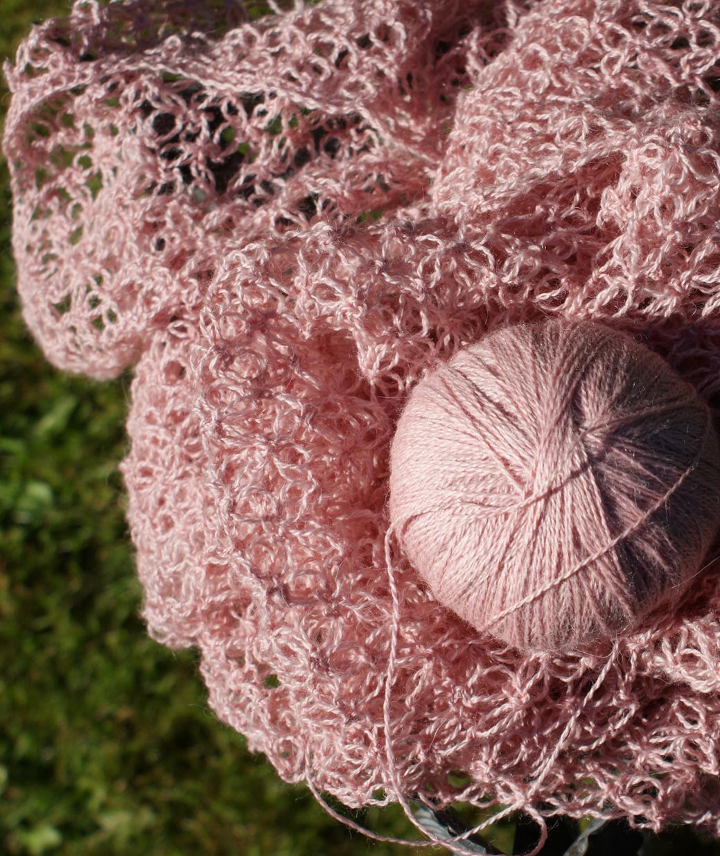 lace crochet stitch | Adaliza