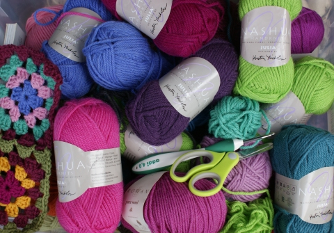 Kristin Nicholas Yarn now called Color by Kristin