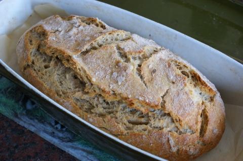 Amazing bread