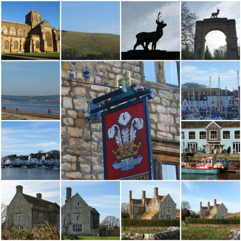 Dorset - Sherborne, Weymouth & Woolbridge