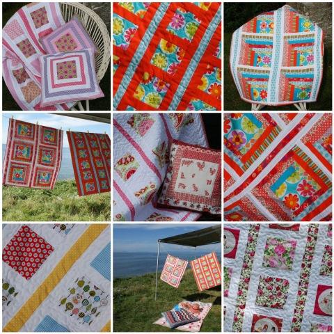 summer quilts 2012