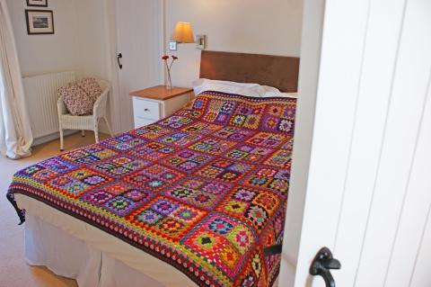Carnival Crochet blanket