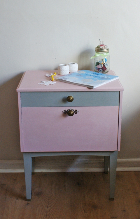 Perfect cabinet for the sewing room