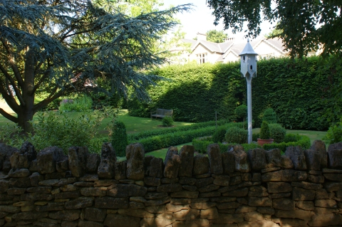 Homewood Park - dovecote