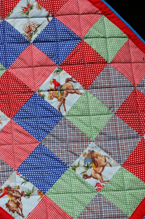 Rodeo Two quilt