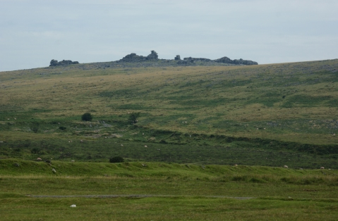 Dartmoor - just up the road from Tavistock