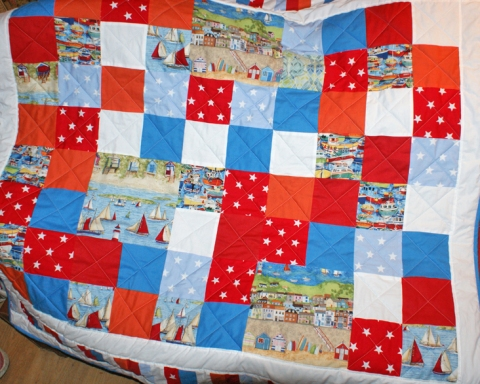 Sailing By Quilt