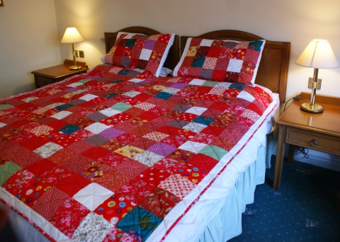 Daydream Believer - my new quilt commission