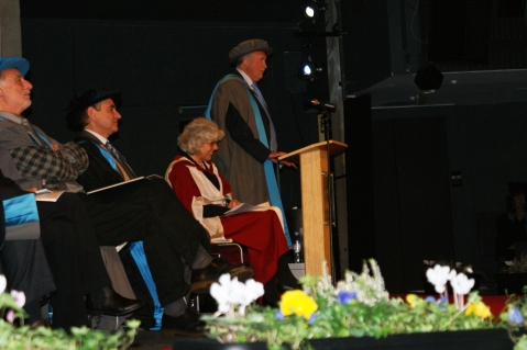 Honorary Fellowship Graduation