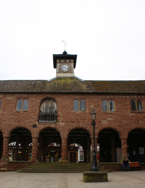 Ross-on-Wye Market Hall