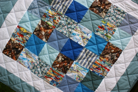a very special quilt