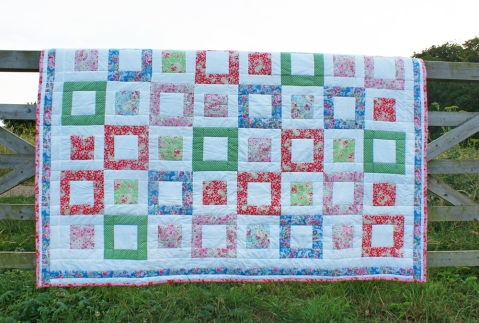 king-size quilt
