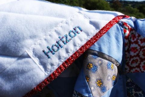 Horizon quilt
