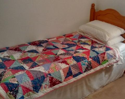 cosy patchwork