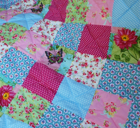 Painted Lady Quilt