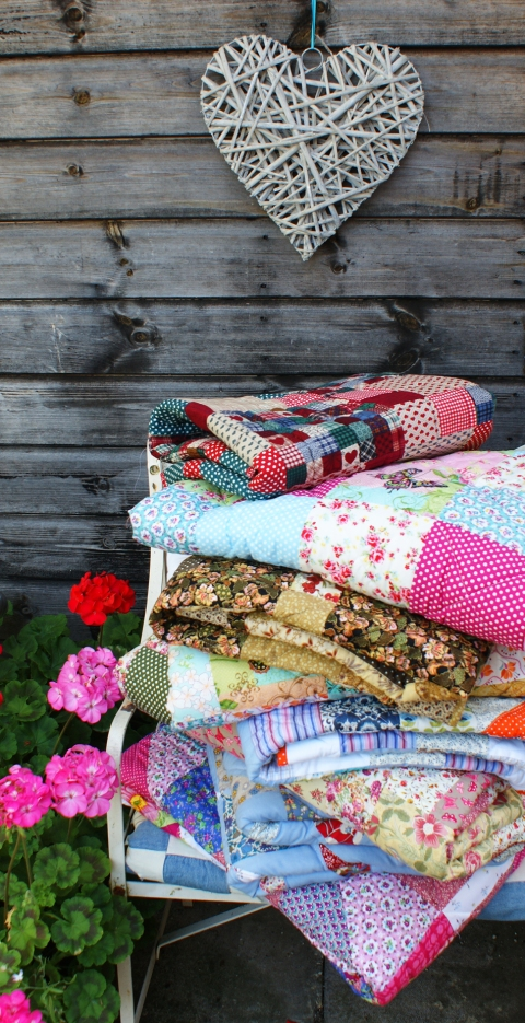 August Quilts