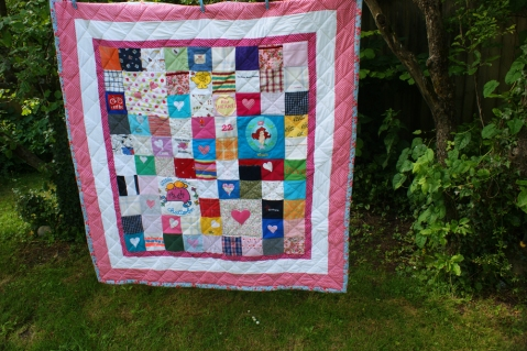 Such a pretty quilt