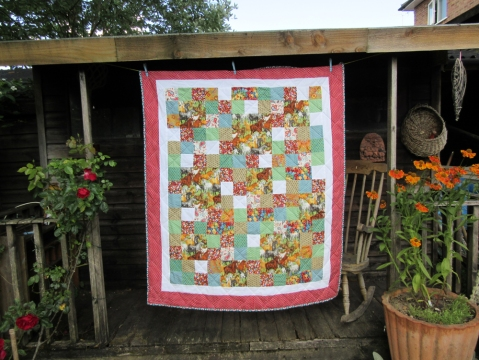 If Wishes were Horses Quilt