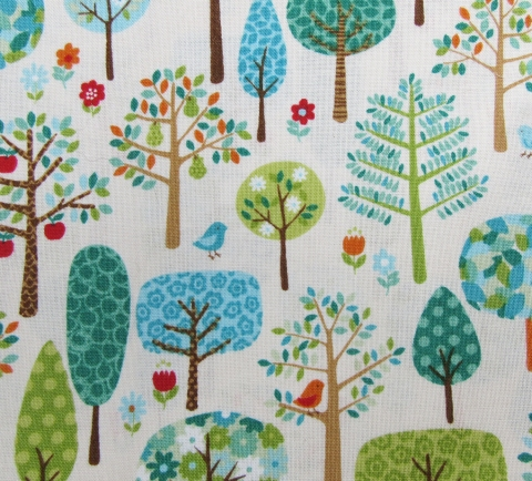 Walk in the Park Quilt Kit