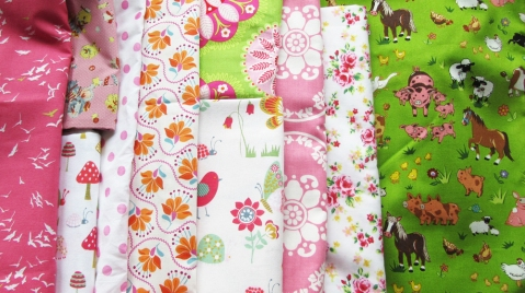 quilt fabric swatch
