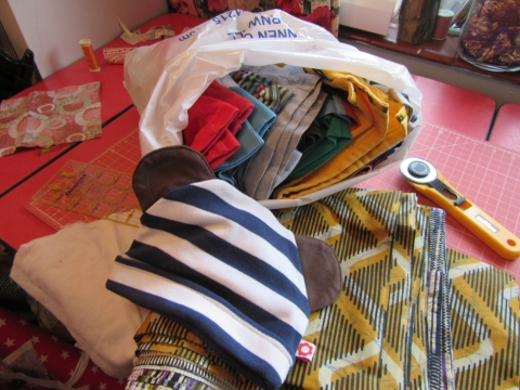 cherished baby clothes