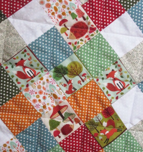 Little Foxes Quilt