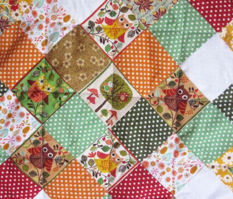 Little Owls Quilt